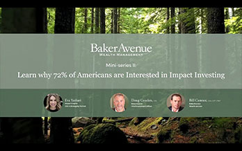 Learn why 72% of Americans are Interested in Impact Investing