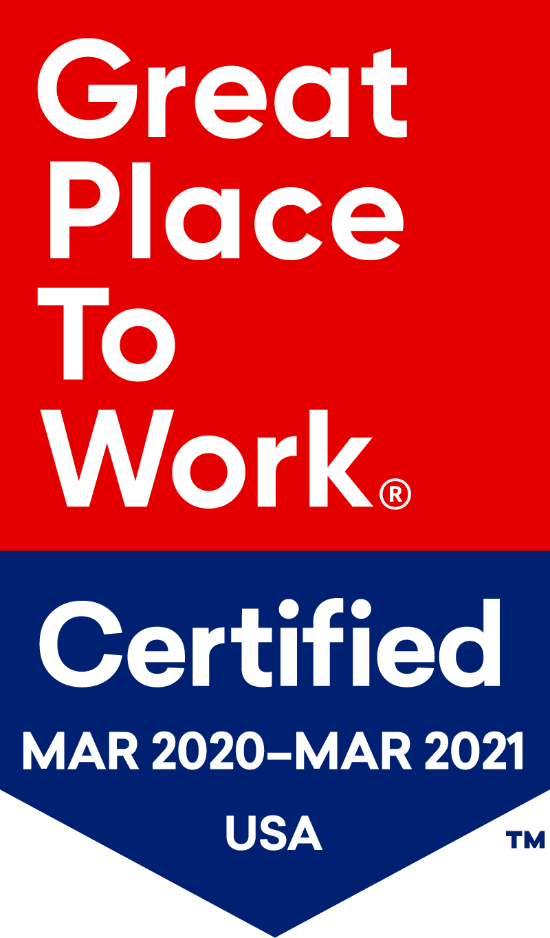 2020 Great Place to Work®