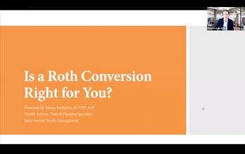 Is a Roth Conversion Right for You?