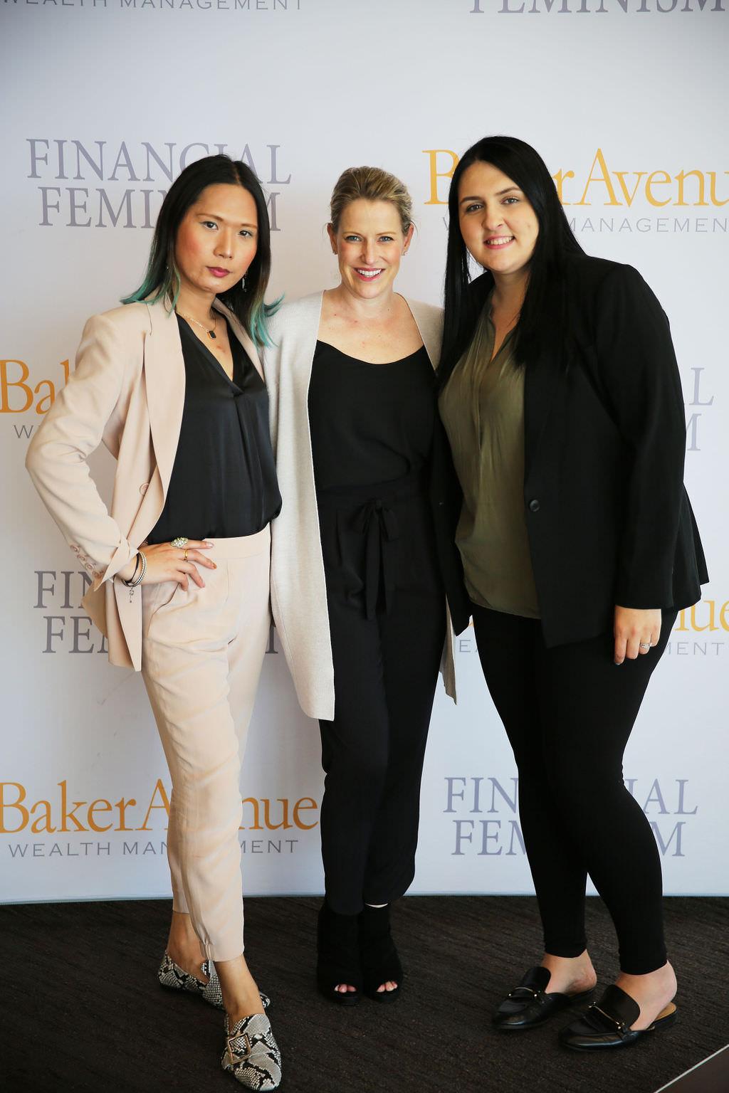 Financial Feminism Event