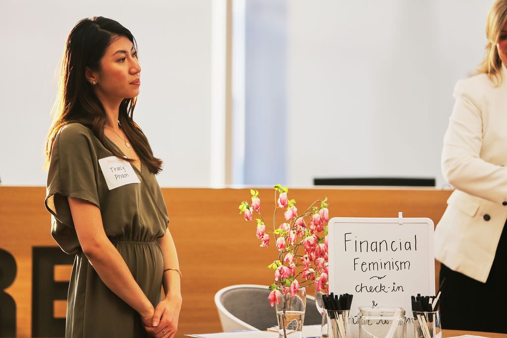 Financial Feminism Event