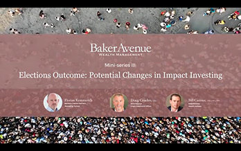 Election Outcome: Potential Changes in Impact Investing