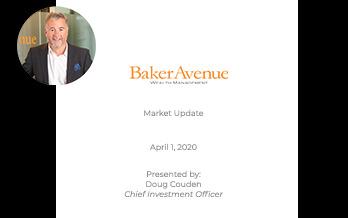 April 1st Market Update