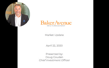 April 22nd Market Update