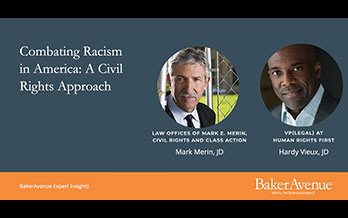 Combating Racism: A Civil Rights Approach