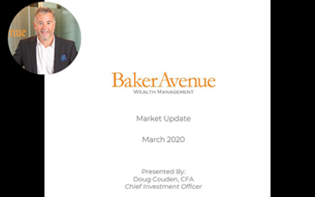 March 2020 Market Update