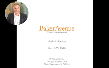 March 13th Market Update