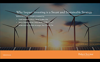 Why 72% of Americans are Interested in Impact Investing