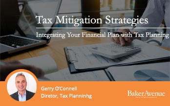 Integrating Your Financial Plan with Tax Planning