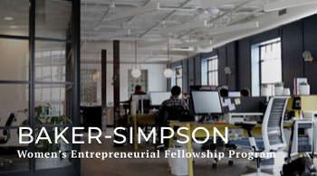 Baker-Simpson Women's Entrepreneurial Leadership Program
